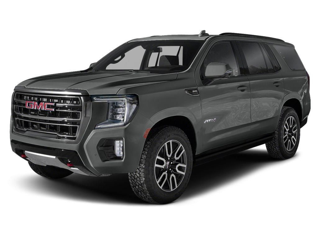 Dark Grey 2021 GMC Yukon