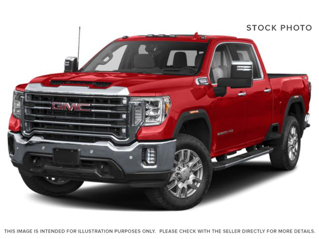 Red[Cayenne Red Tintcoat] 2021 GMC Sierra 3500HD