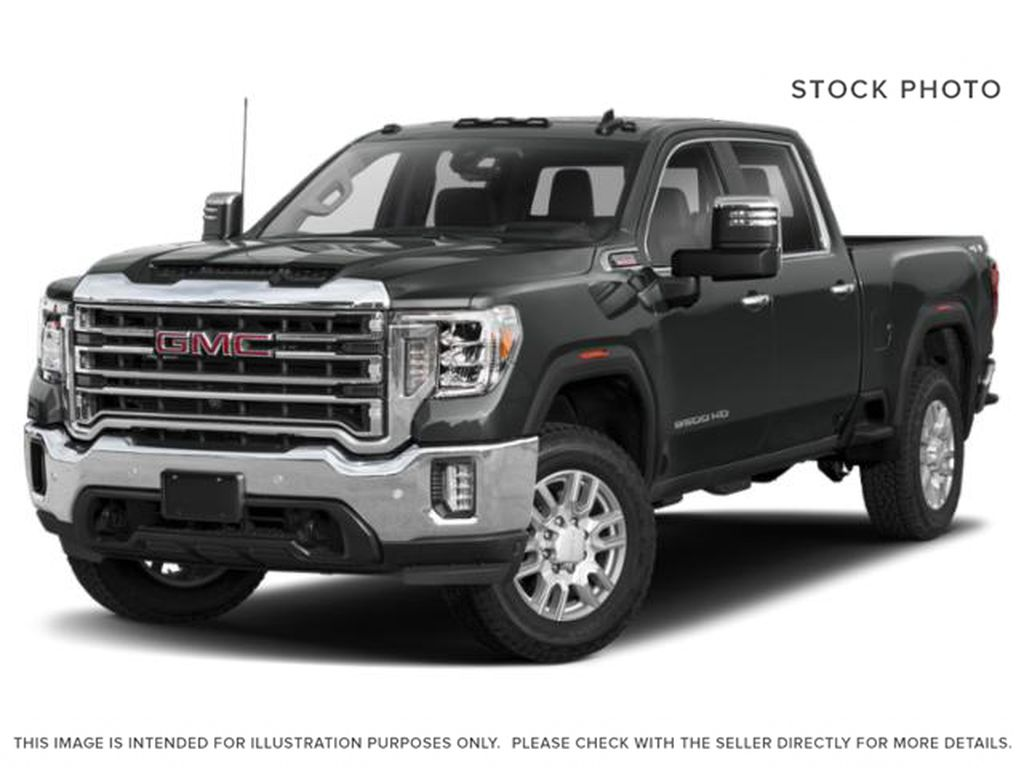 Gray[Dark Sky Metallic] 2020 GMC Sierra 2500HD