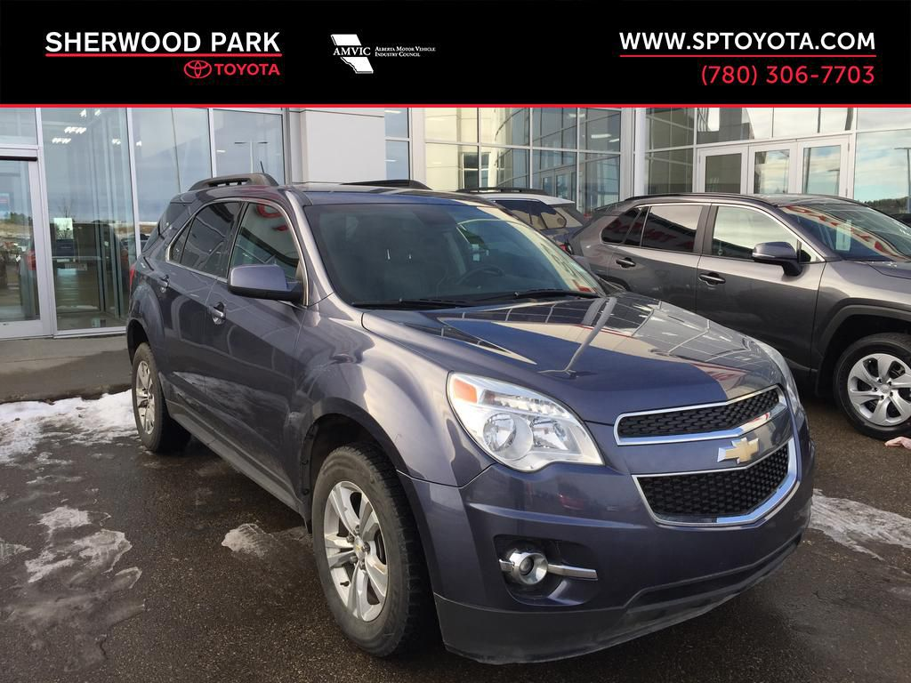 Blue[Atlantis Blue Metallic] 2013 Chevrolet Equinox LT 2LT FWD