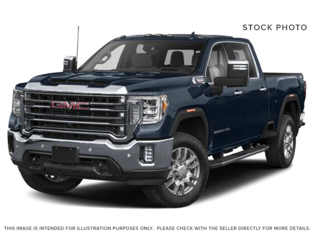 Blue[Pacific Blue Metallic] 2021 GMC Sierra 3500HD AT4