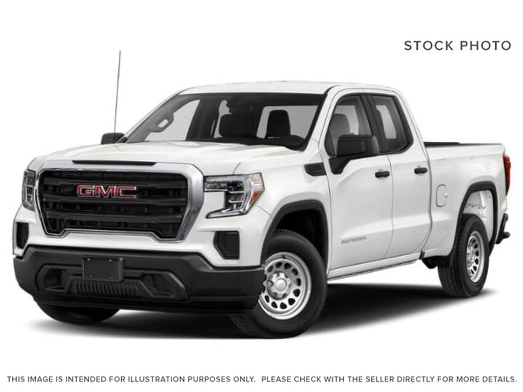 White[Summit White] 2021 GMC Sierra 1500
