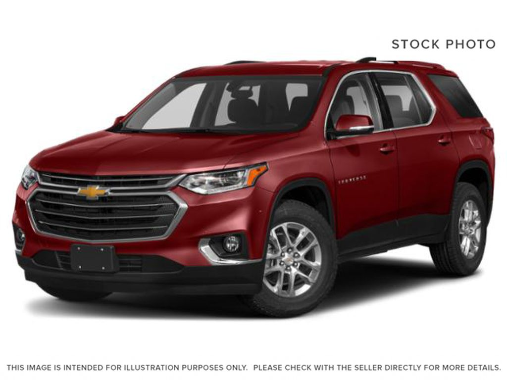 Red[Cajun Red Tintcoat] 2019 Chevrolet Traverse
