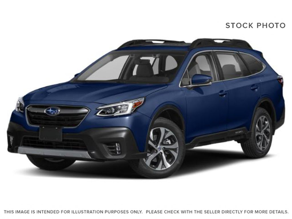 Blue[Abyss Blue Pearl] 2021 Subaru Outback