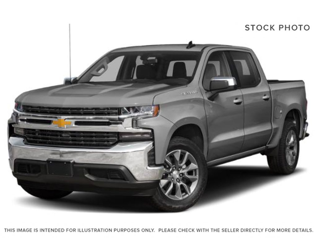 Gray[Satin Steel Metallic] 2019 Chevrolet Silverado 1500