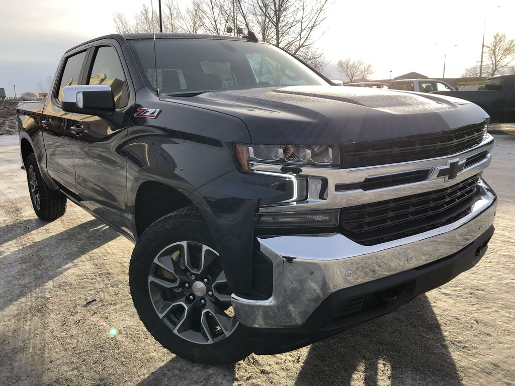 Blue[Northsky Blue Metallic] 2021 Chevrolet Silverado 1500