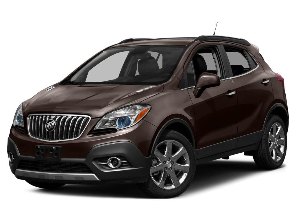 Brown 2016 Buick Encore