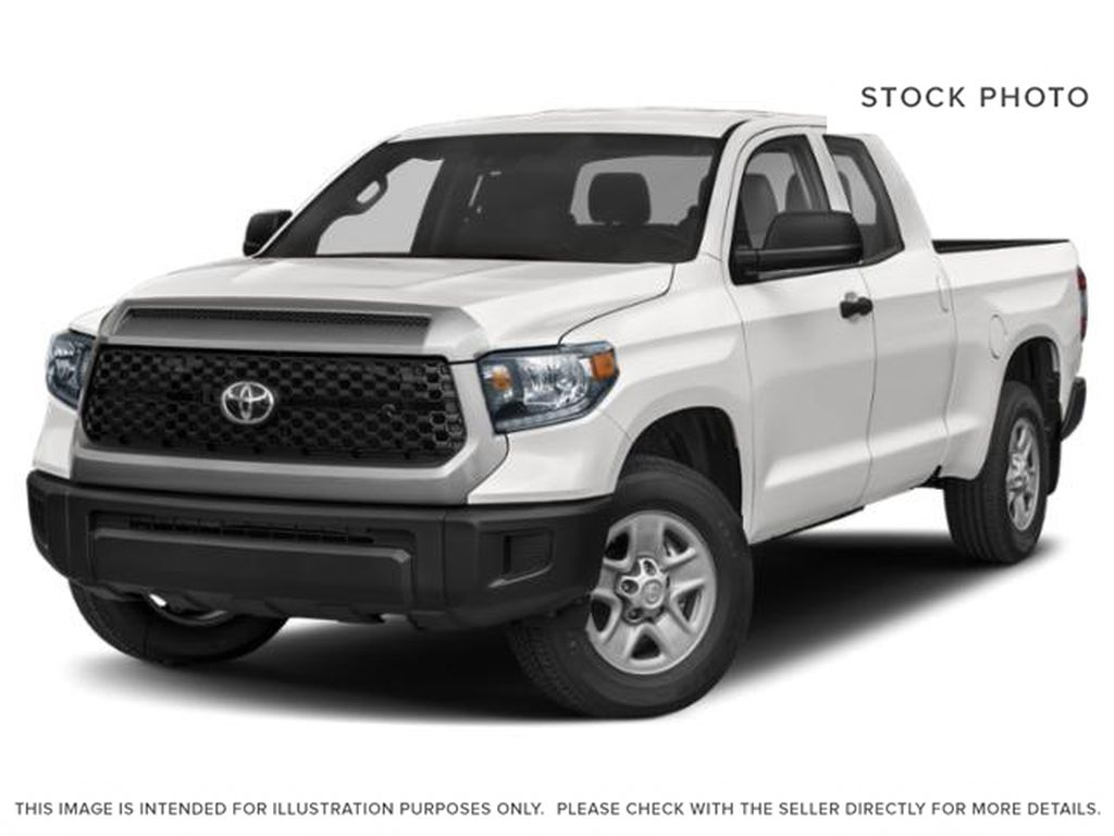 White[Super White] 2021 Toyota Tundra TRD Off-Road