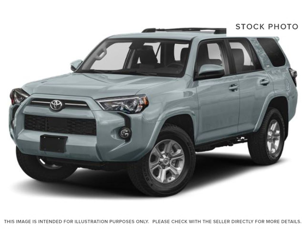 Gray[Lunar Rock] 2021 Toyota 4Runner