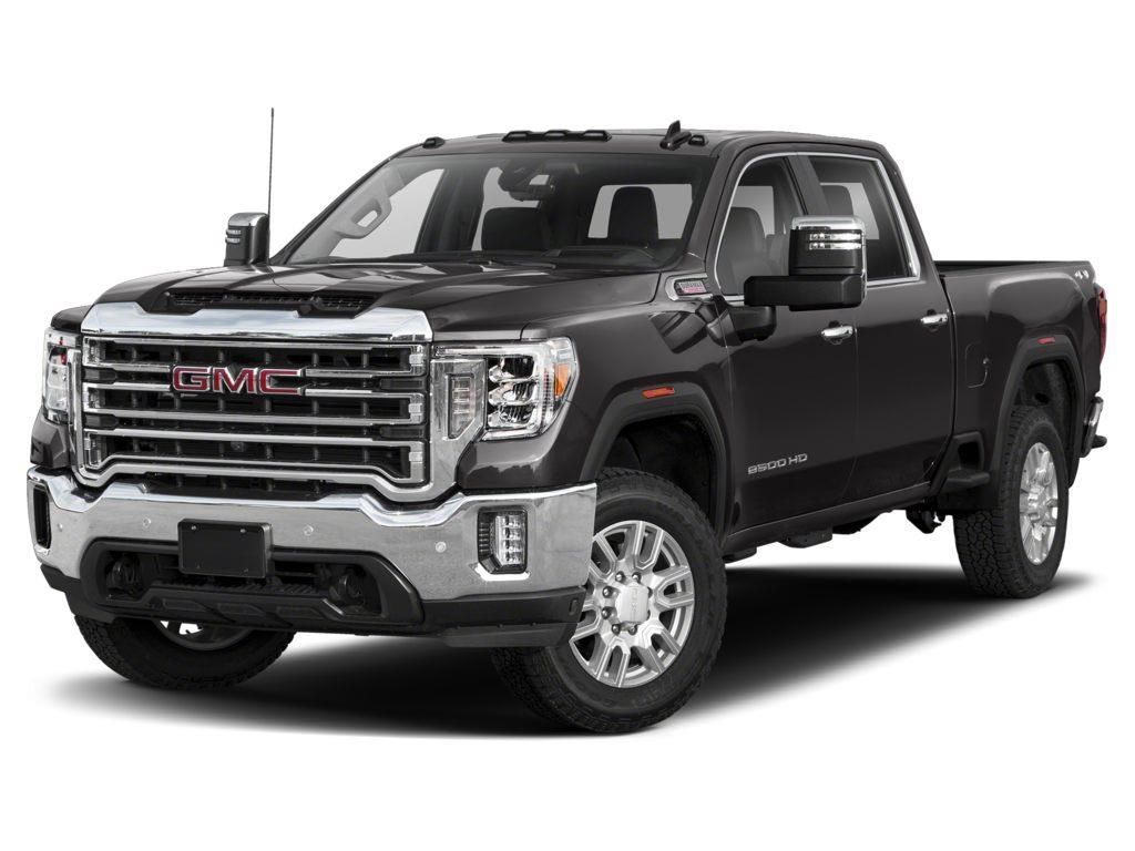 Black 2021 GMC Sierra 2500HD