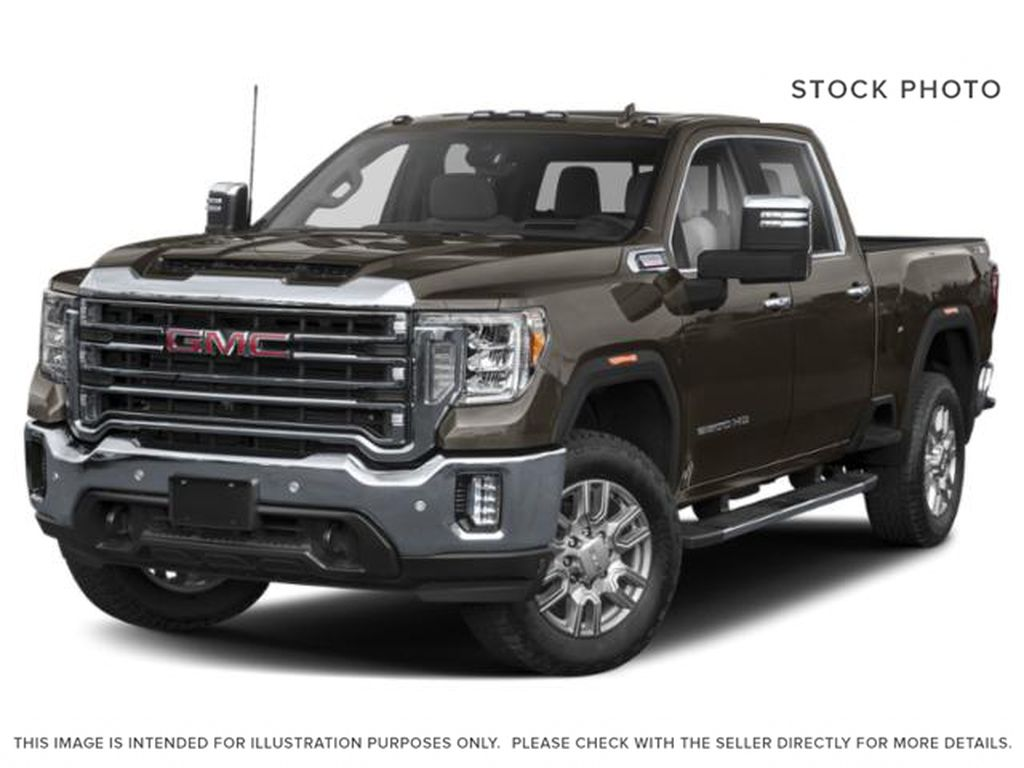 Brown[Brownstone Metallic] 2021 GMC Sierra 3500HD