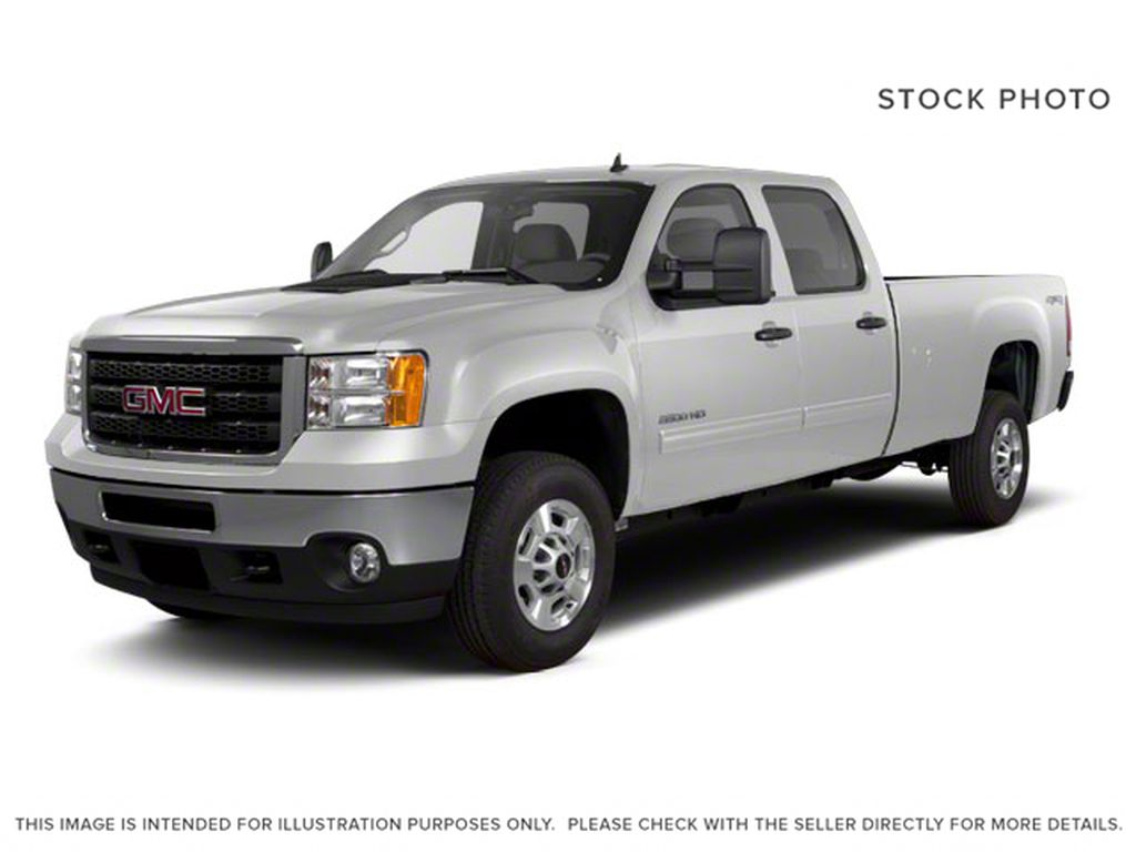 White[Summit White] 2011 GMC Sierra 2500HD