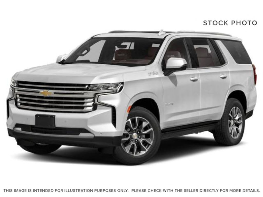White[Iridescent Pearl Tricoat] 2021 Chevrolet Tahoe