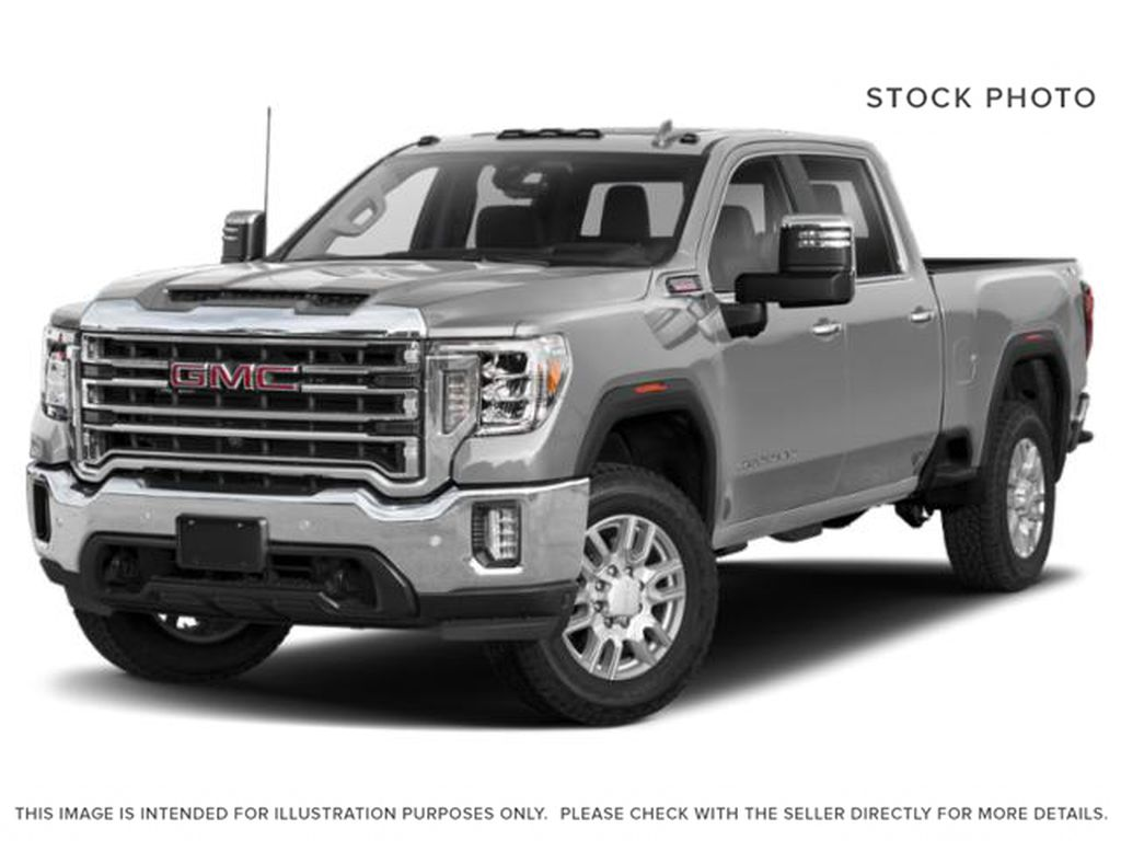 Silver[Quicksilver Metallic] 2021 GMC Sierra 2500HD