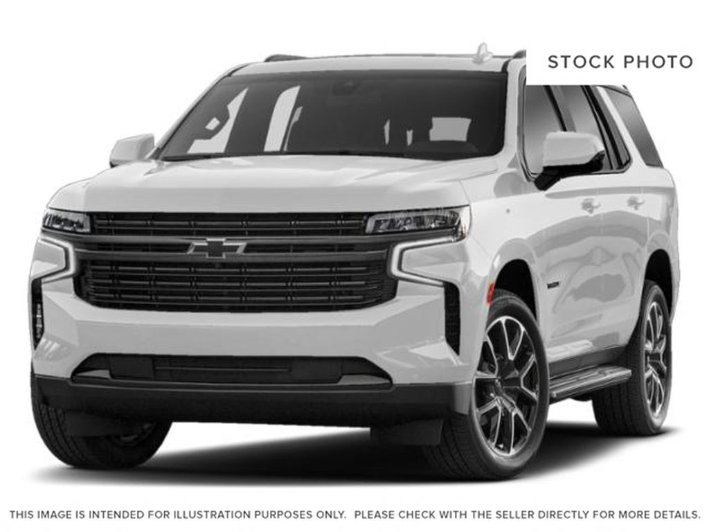 White[Summit White] 2021 Chevrolet Tahoe
