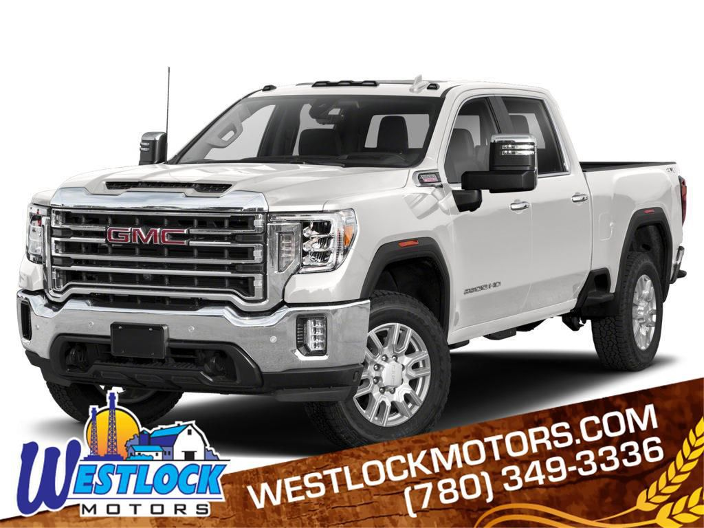 White 2021 GMC Sierra 2500HD