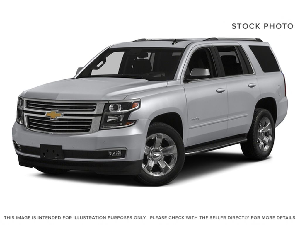 Silver 2017 Chevrolet Tahoe