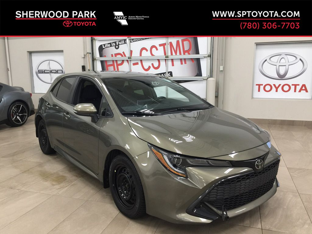 Brown[Oxide Bronze] 2019 Toyota Corolla SE Upgrade Hatchback