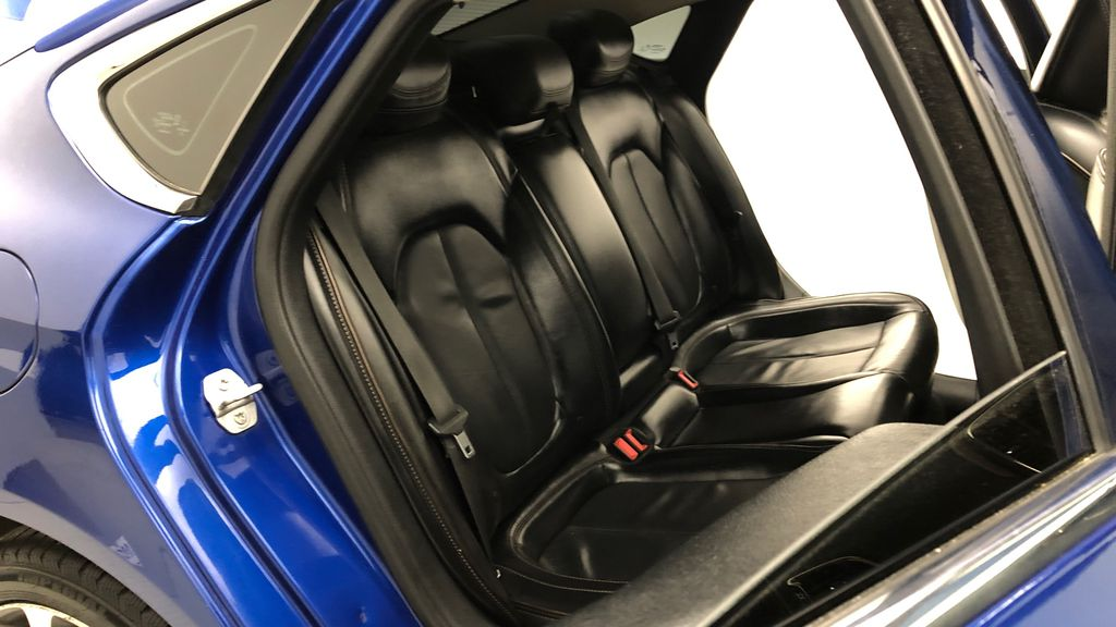 Blue[Vivid Blue Pearl] 2015 Chrysler 200 C - Leather, Panoramic Roof, Adaptive Cruise, SiriusXM Right Side Rear Seat  Photo in Winnipeg MB
