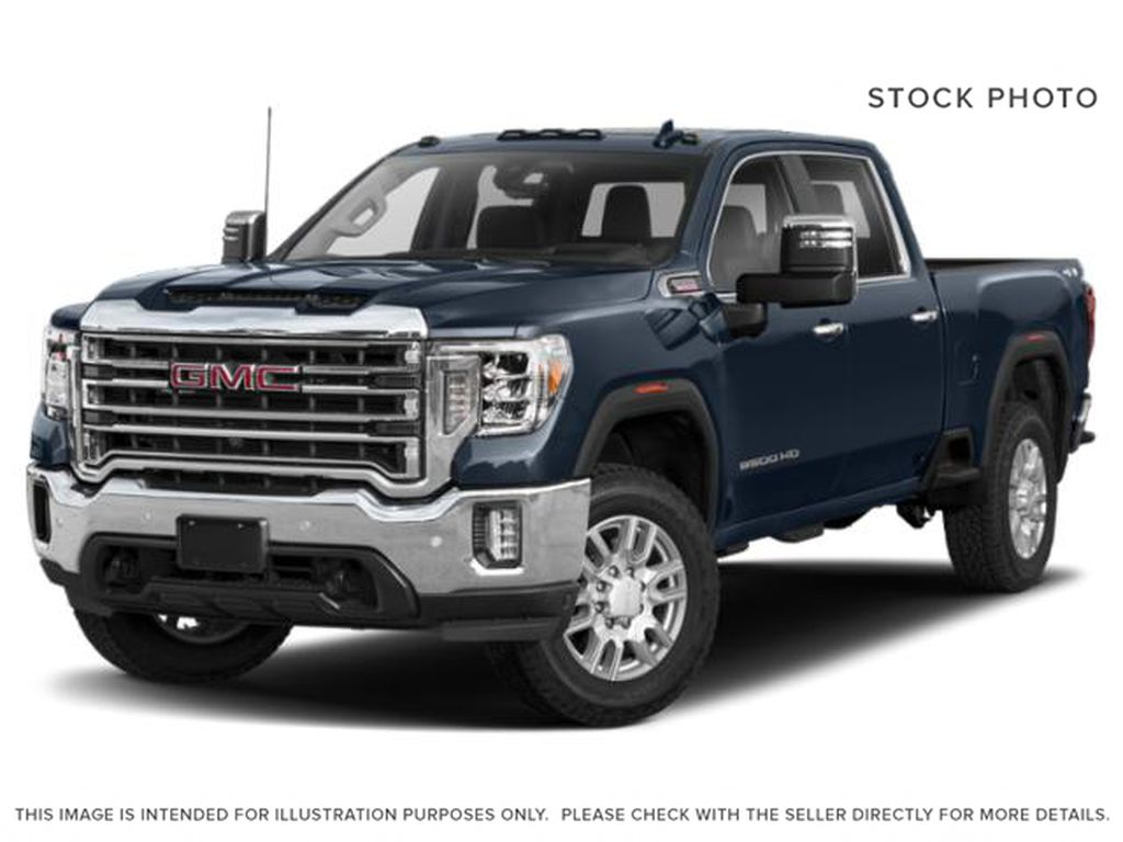 Blue[Pacific Blue Metallic] 2020 GMC Sierra 2500HD