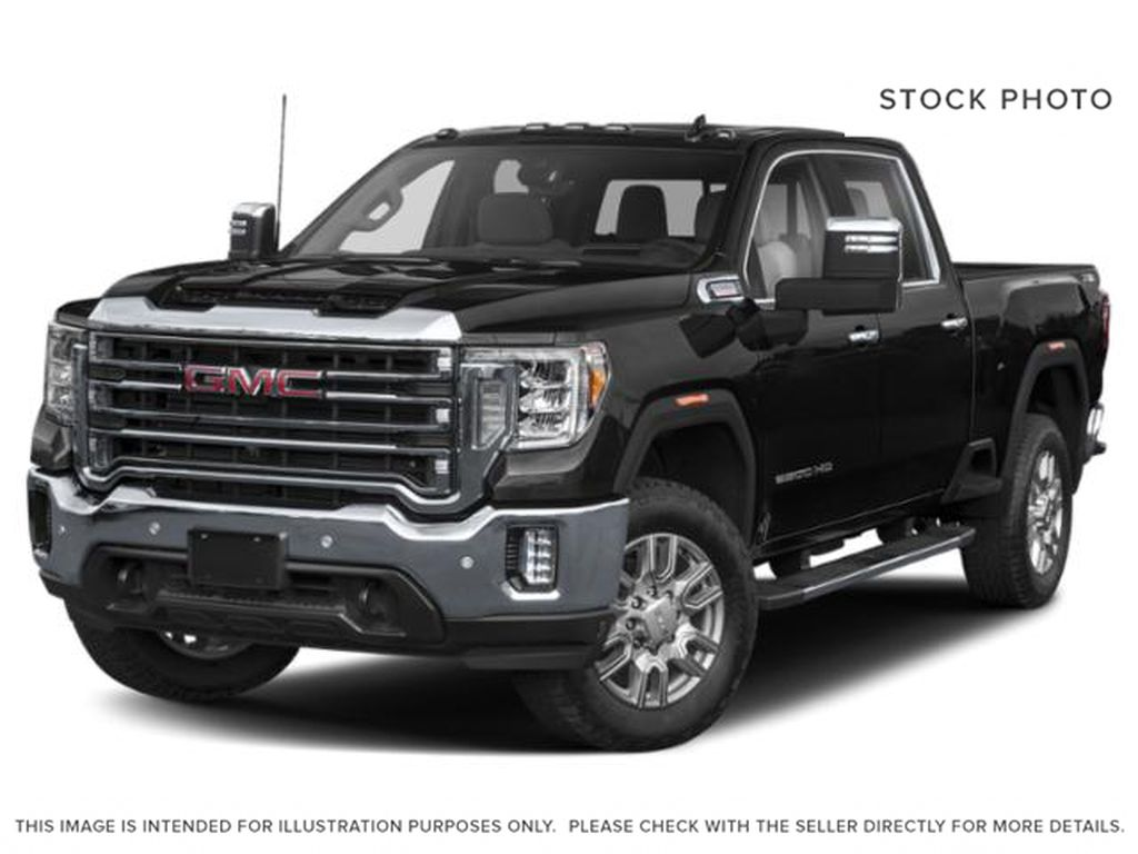 Black[Onyx Black] 2021 GMC Sierra 3500HD