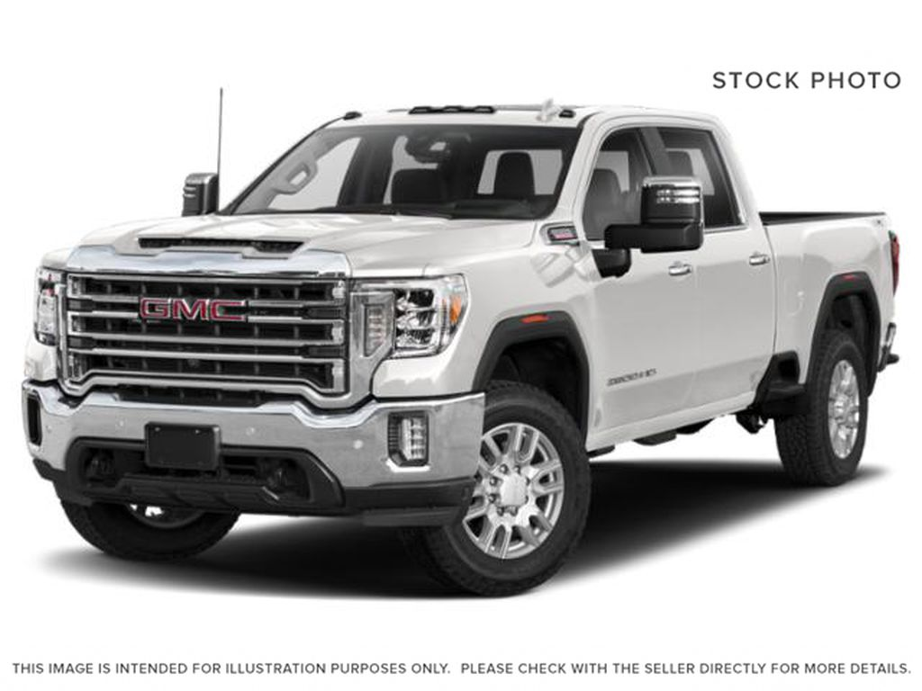 White[Summit White] 2021 GMC Sierra 2500HD