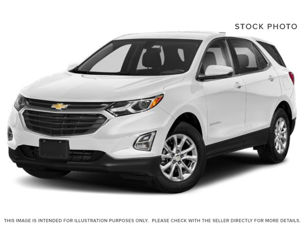 White[Summit White] 2020 Chevrolet Equinox