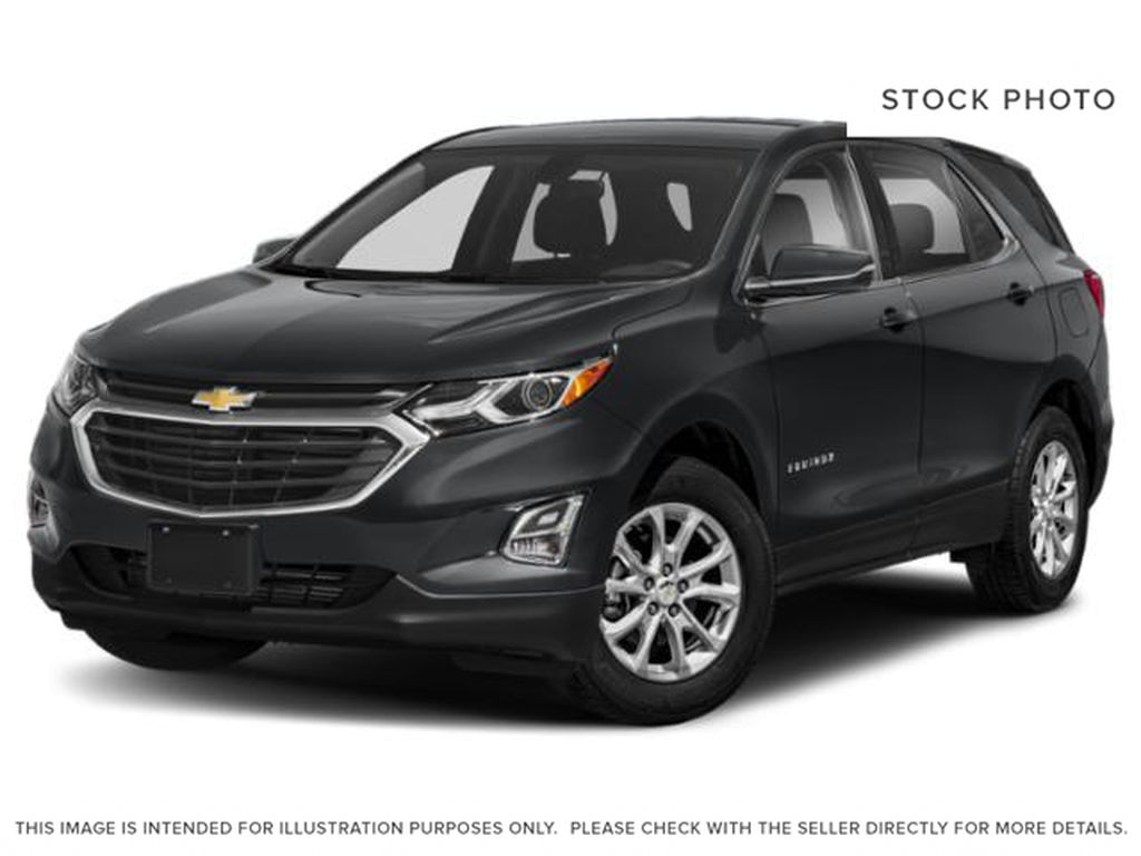 Gray[Nightfall Grey Metallic] 2020 Chevrolet Equinox