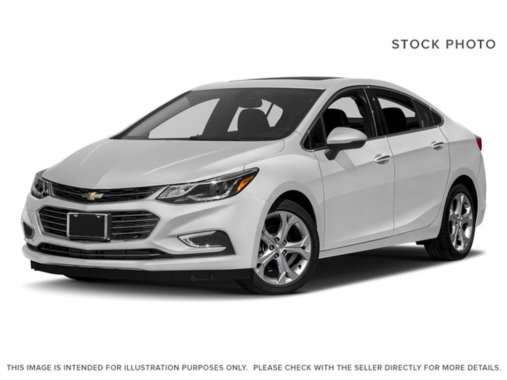 White[Summit White] 2017 Chevrolet Cruze
