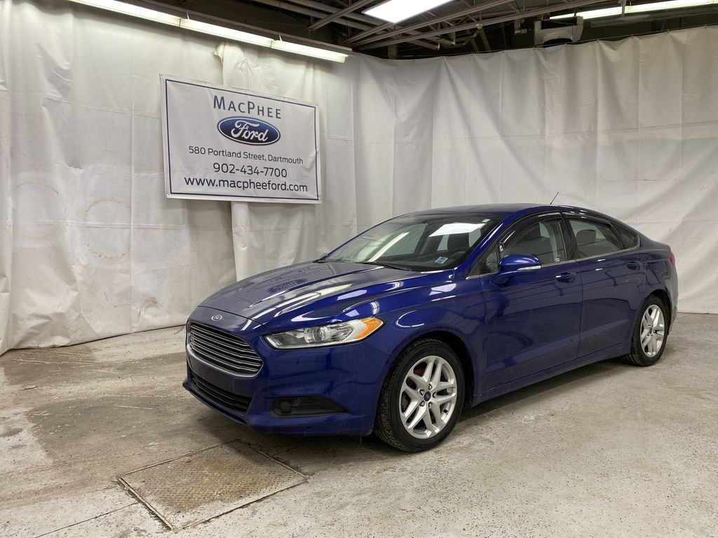 UNKNOWN 2014 Ford Fusion
