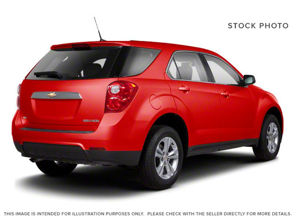 Red[Crystal Red Tintcoat] 2013 Chevrolet Equinox LT