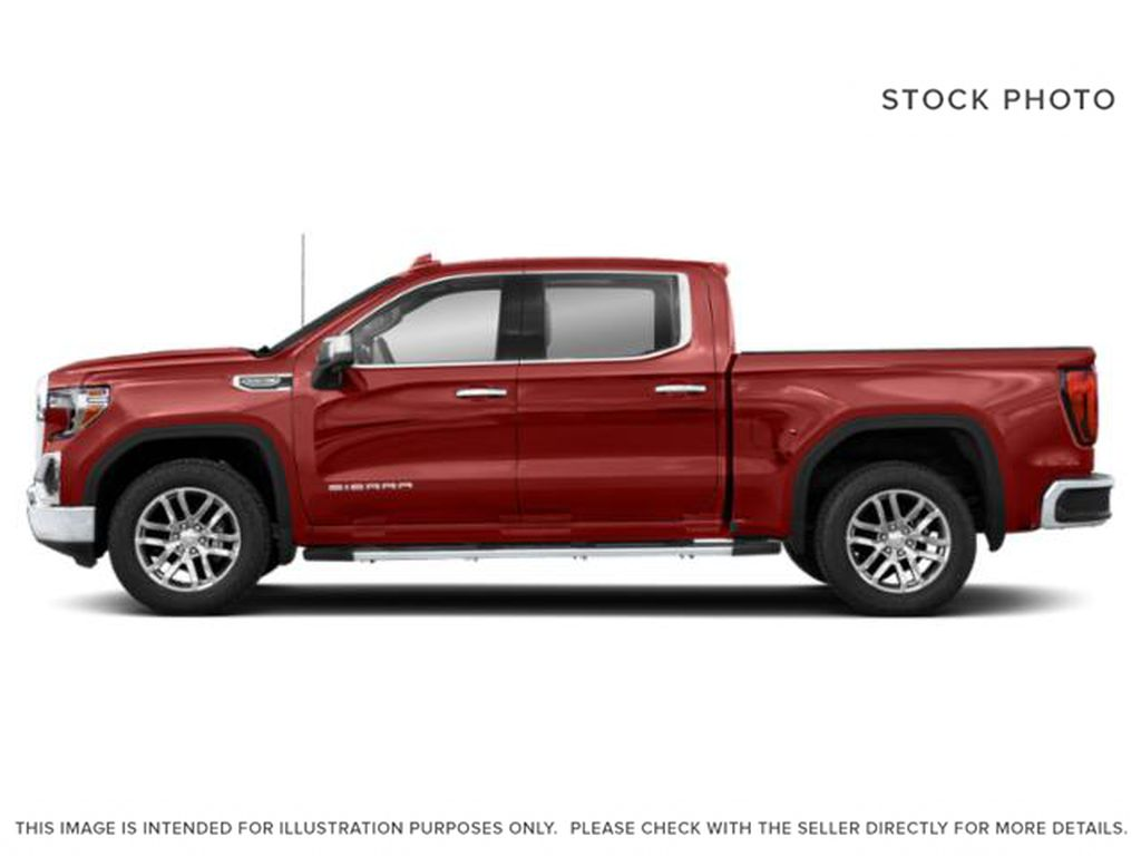 Red[Cardinal Red] 2019 GMC Sierra 1500 Left Side Photo in Fort Macleod AB