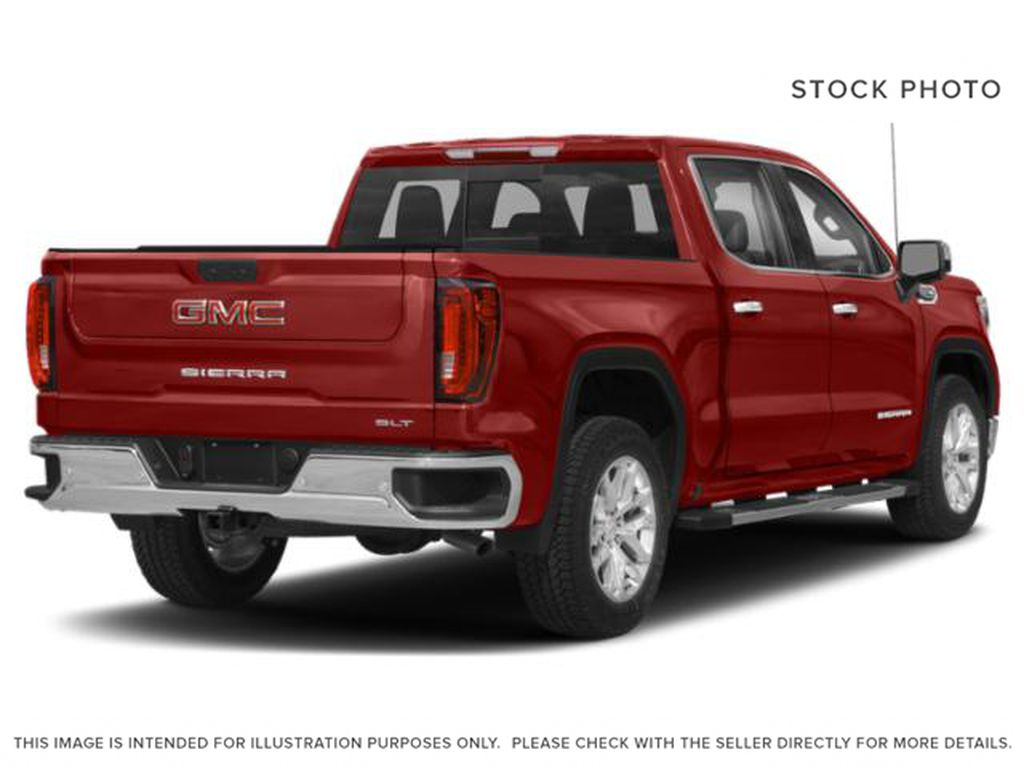 Red[Cardinal Red] 2019 GMC Sierra 1500 Right Rear Corner Photo in Fort Macleod AB