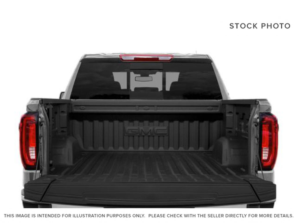 Red[Cardinal Red] 2019 GMC Sierra 1500 Trunk / Cargo Area Photo in Fort Macleod AB