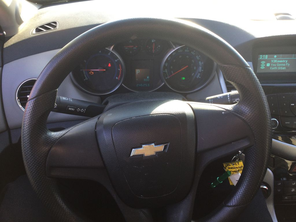 2011 Chevrolet Cruze Front Vehicle Photo in Brockville ON