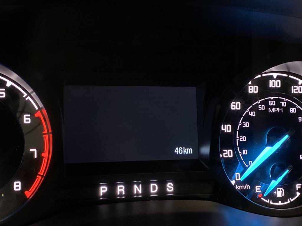 Red[Race Red] 2021 Ford Ranger Odometer Photo in Dartmouth NS