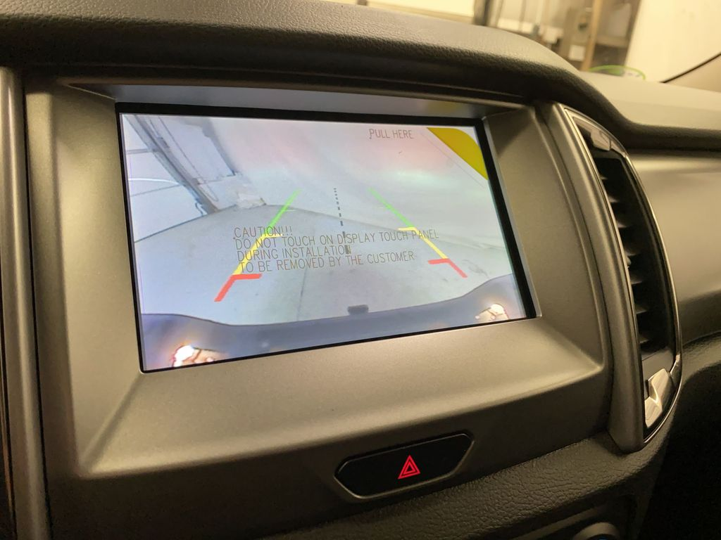 Red[Race Red] 2021 Ford Ranger Backup Camera Closeup Photo in Dartmouth NS