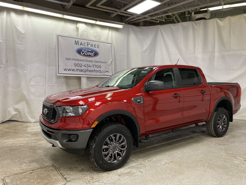 Red[Race Red] 2021 Ford Ranger