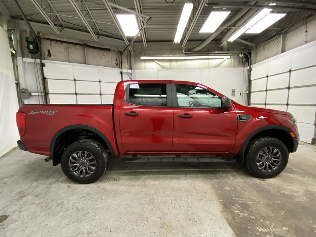Red[Race Red] 2021 Ford Ranger Right Side Photo in Dartmouth NS