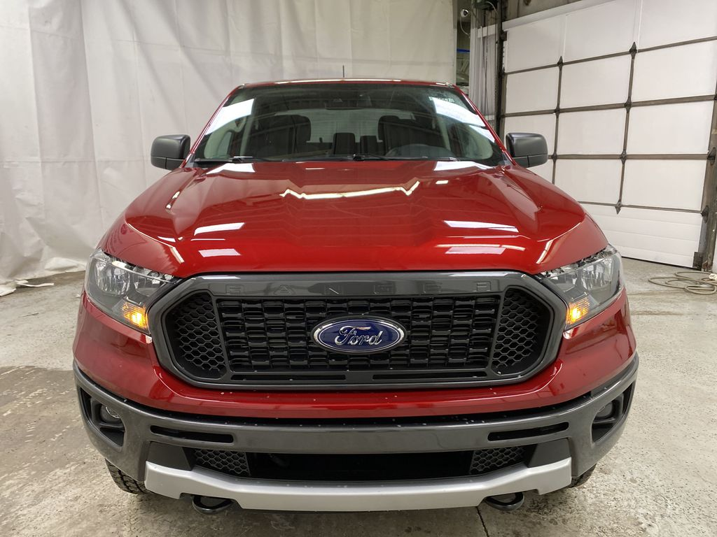 Red[Race Red] 2021 Ford Ranger Front Vehicle Photo in Dartmouth NS