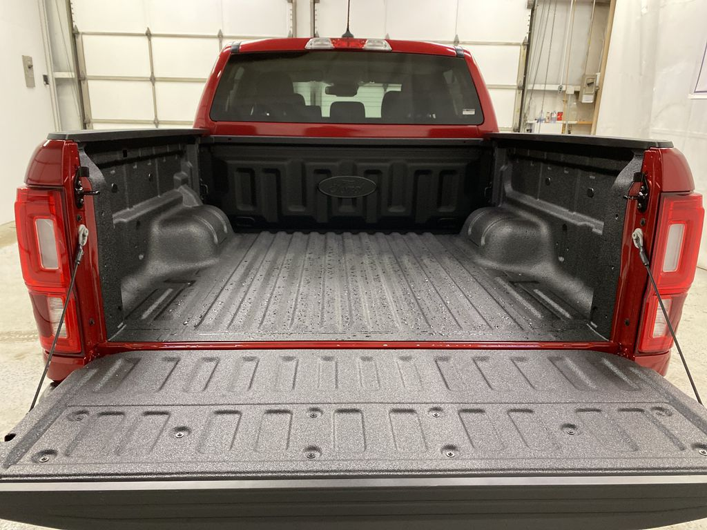 Red[Race Red] 2021 Ford Ranger Trunk / Cargo Area Photo in Dartmouth NS
