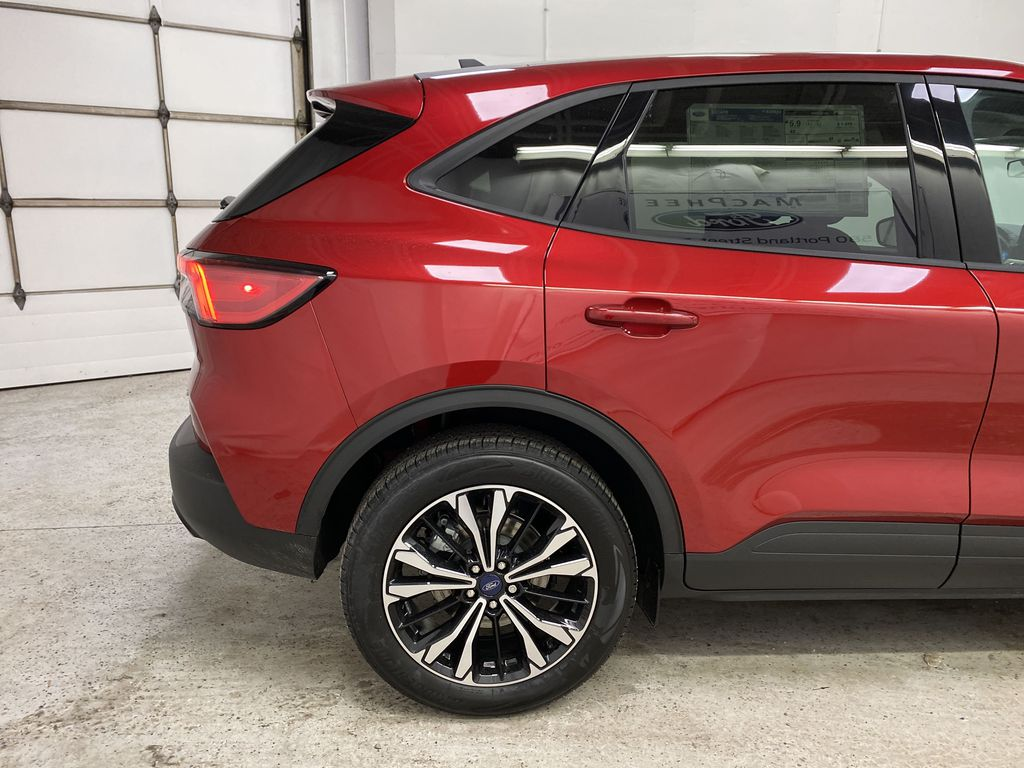 Red[Rapid Red Metallic Tinted Clearcoat] 2021 Ford Escape Right Rear Corner Photo in Dartmouth NS