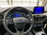 Red[Rapid Red Metallic Tinted Clearcoat] 2021 Ford Escape Steering Wheel and Dash Photo in Dartmouth NS
