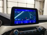 Red[Rapid Red Metallic Tinted Clearcoat] 2021 Ford Escape Navigation Screen Closeup Photo in Dartmouth NS