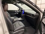 White[Star White Metallic Tri-Coat] 2021 Ford Explorer Right Side Front Seat  Photo in Dartmouth NS