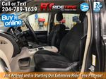 Black[Brilliant Black Crystal Pearlcoat] 2014 Chrysler Town & Country Touring - Dual DVD, NAV, Sunroof, LOW KM Left Front Interior Photo in Winnipeg MB