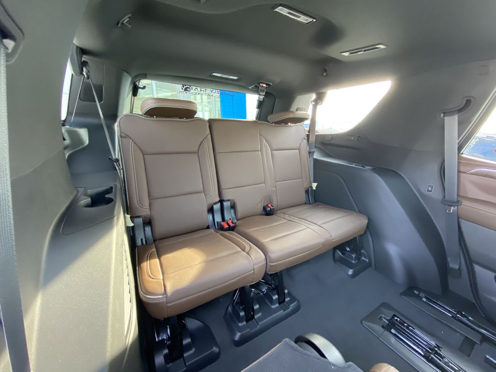 Black 2021 Chevrolet Tahoe Right Side Front Seat  Photo in Barrhead AB