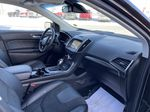 Black[Shadow Black] 2018 Ford Edge Driver's Side Door Controls Photo in Fort Macleod AB