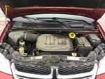 Red[Deep Cherry Red Crystal Pearl] 2016 Dodge Grand Caravan Engine Compartment Photo in Brockville ON