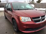 Red[Deep Cherry Red Crystal Pearl] 2016 Dodge Grand Caravan Right Front Corner Photo in Brockville ON